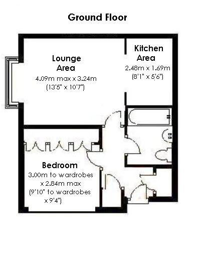 Floorplan for Kendal Grove, Solihull
