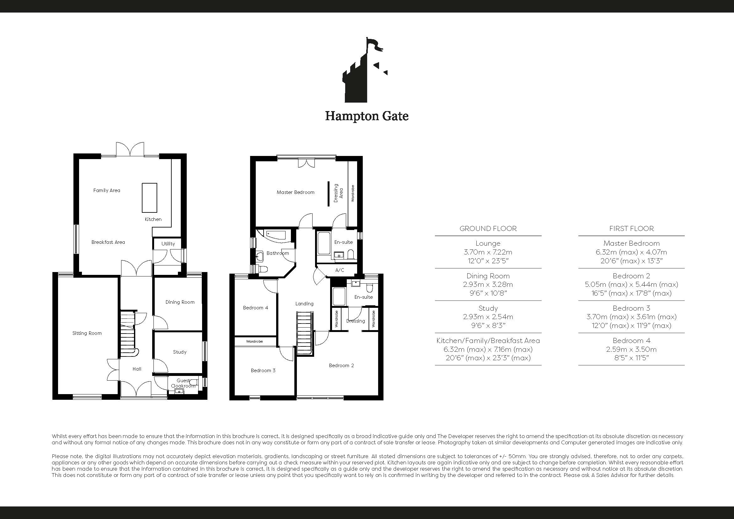 Floorplan for Friday Lane, Solihull