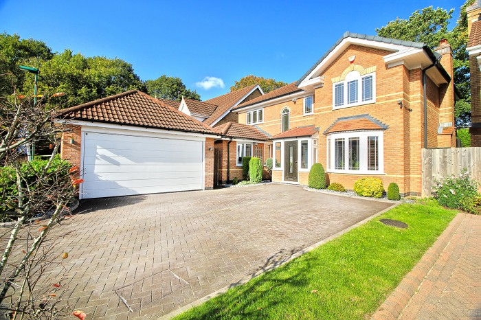 Homes For Sale Solihull - modern house