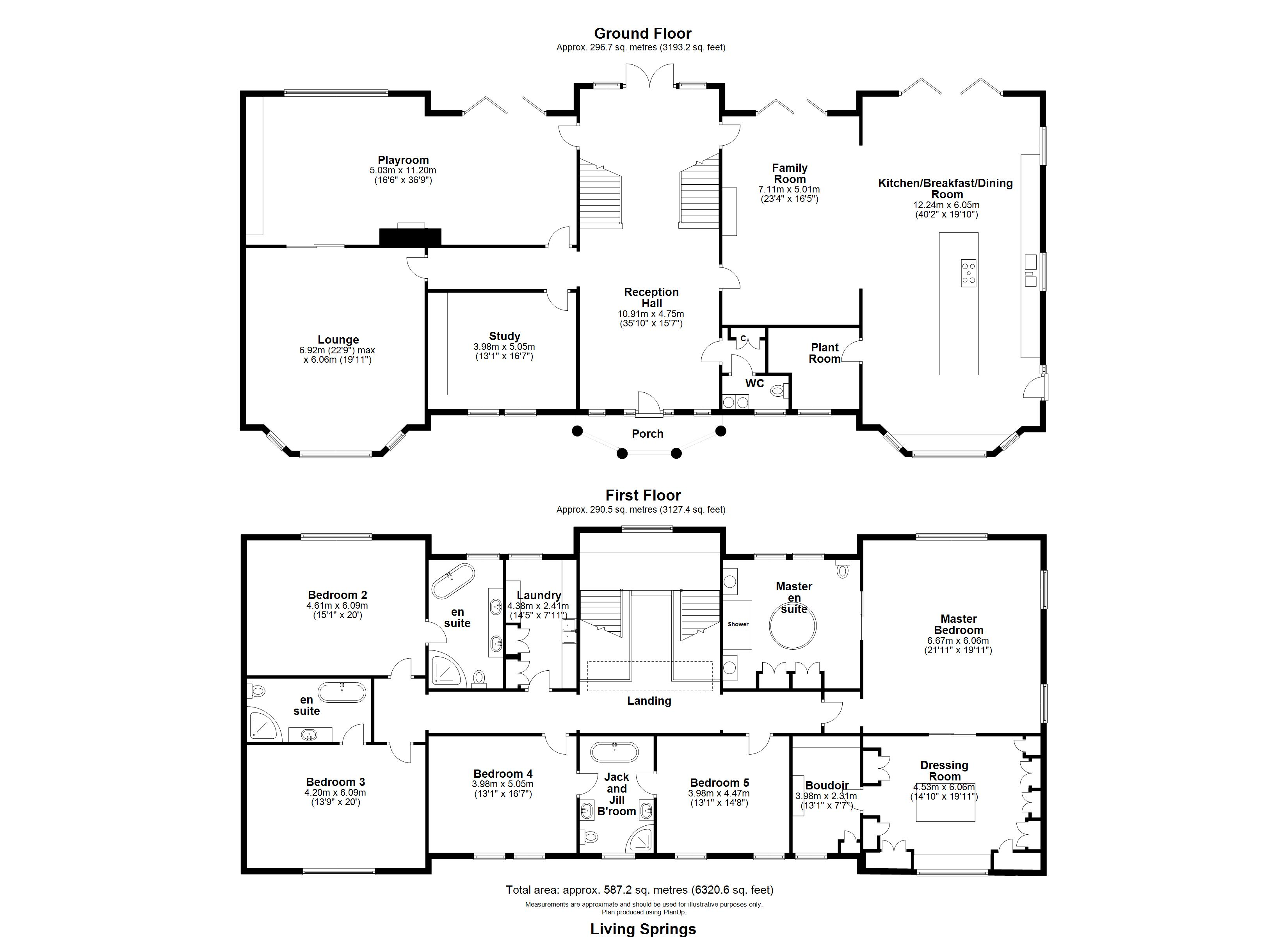 Floorplan for Mill Lane, Coventry